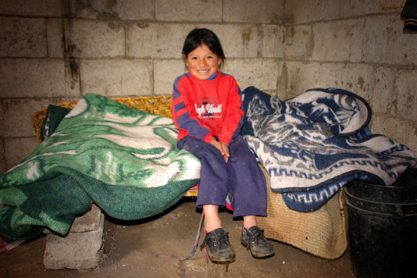 8 Powerful Photos of Children's Rooms in the Developing World