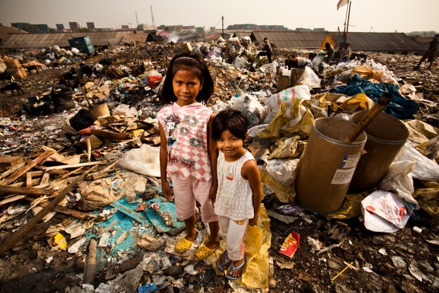 Hope in the Philippines' Largest Rubbish Dump