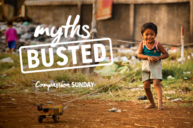 4 Myths About Compassion Sunday