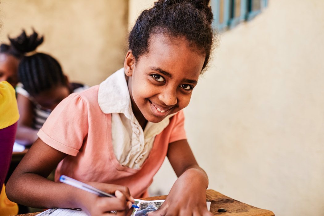 The benefits of letter writing for your sponsored child, and you!