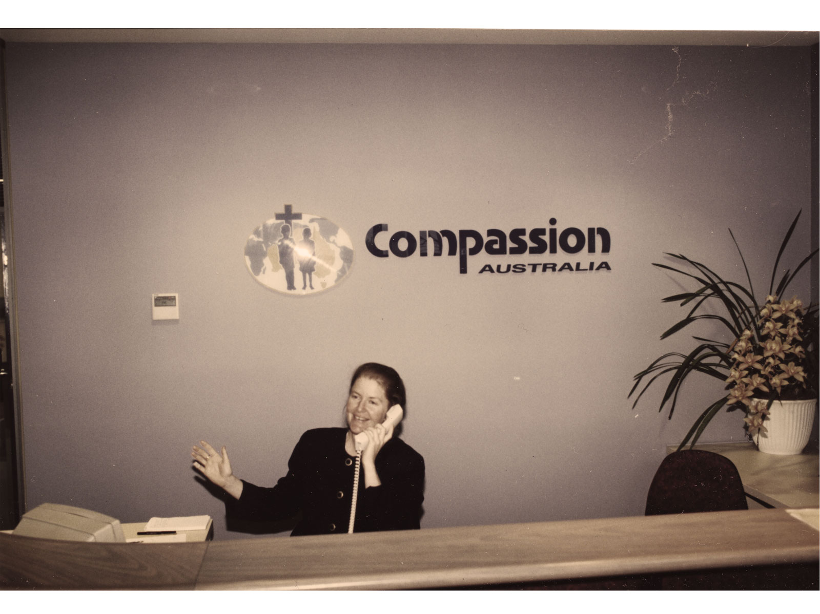 Did you catch Colin Buchanan and his son... - Compassion ...