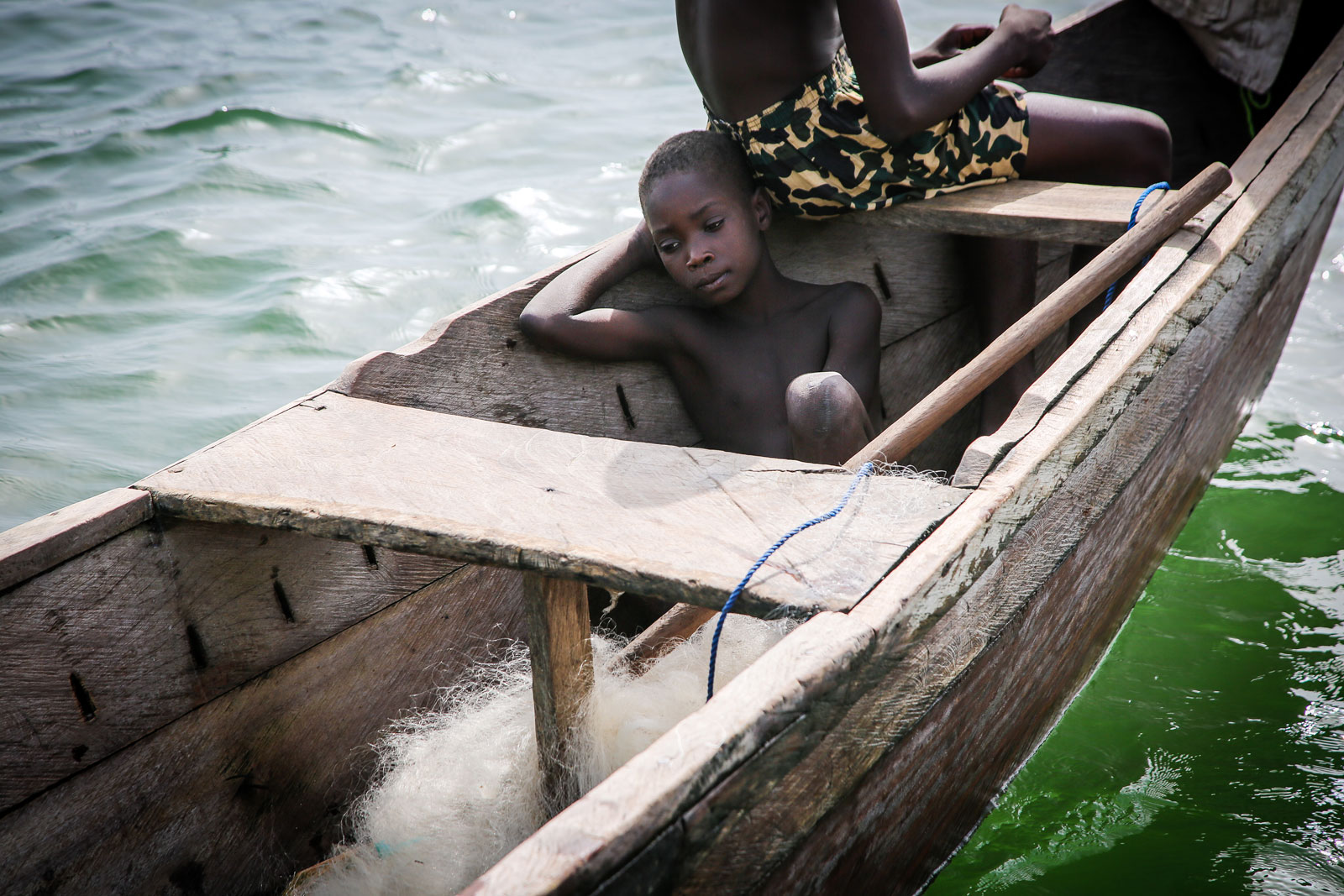 Who are the Trafficked Fisherboys of Lake Volta?