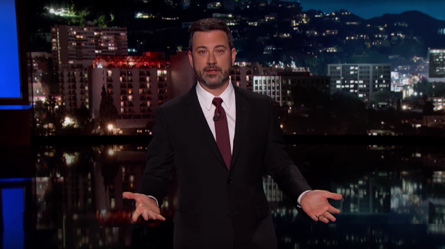Jimmy Kimmel: 'No Family Should Have To Make this Decision'