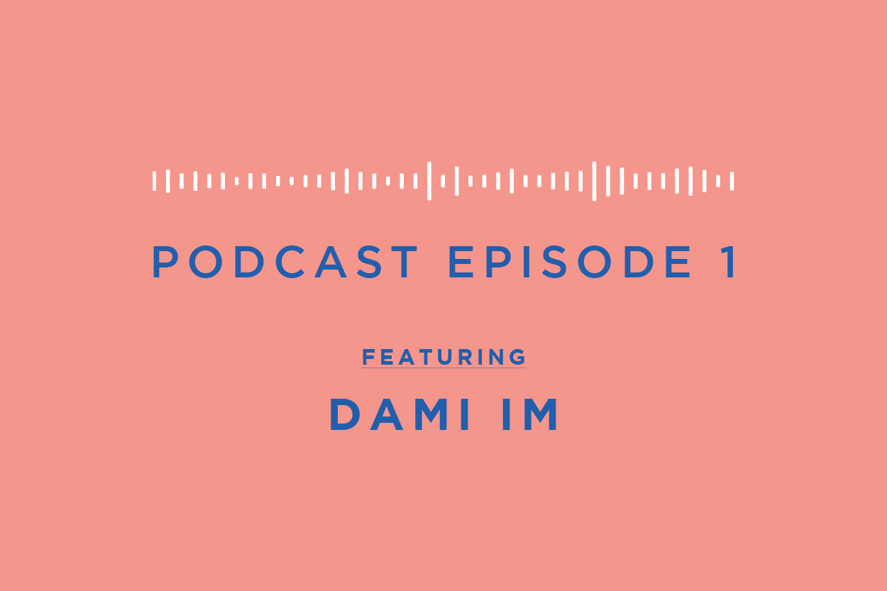 Compassion Stories Podcast Episode 1: An Honest Talk with Dami Im