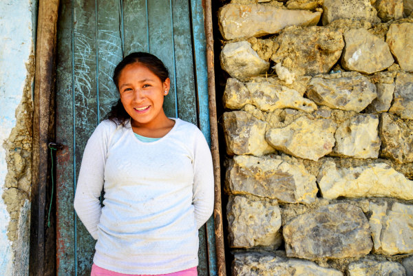 """My heart was divided in two"": How Teolina Escaped Child Labour"