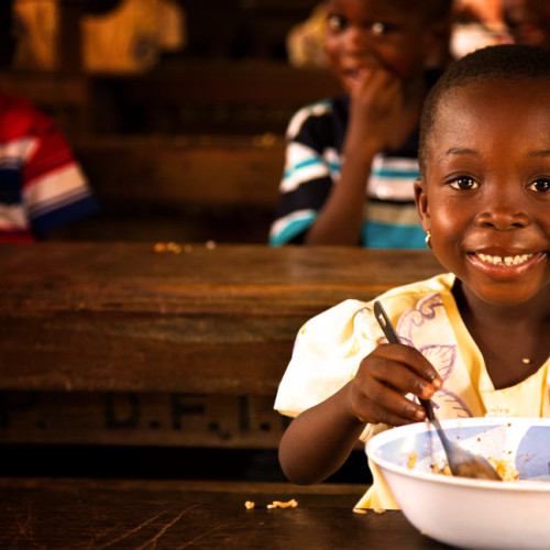 What Food do Children Get from Compassion?