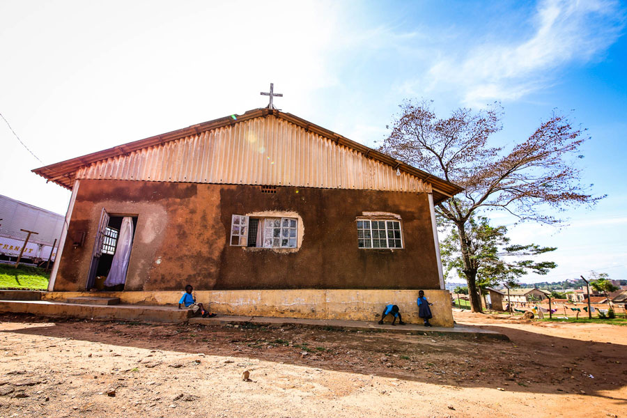 Church in Uganda