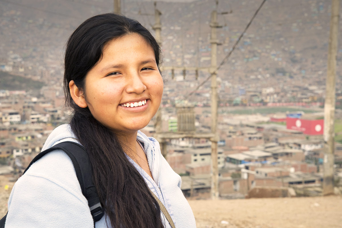 Peru - Meryl's Message of Hope