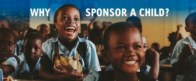 Why Sponsor a Child with Compassion?