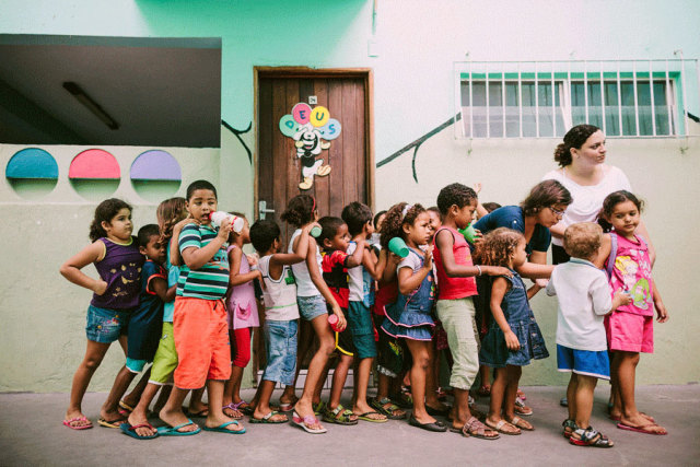 In Photos: Brazil through an eight year old's eyes