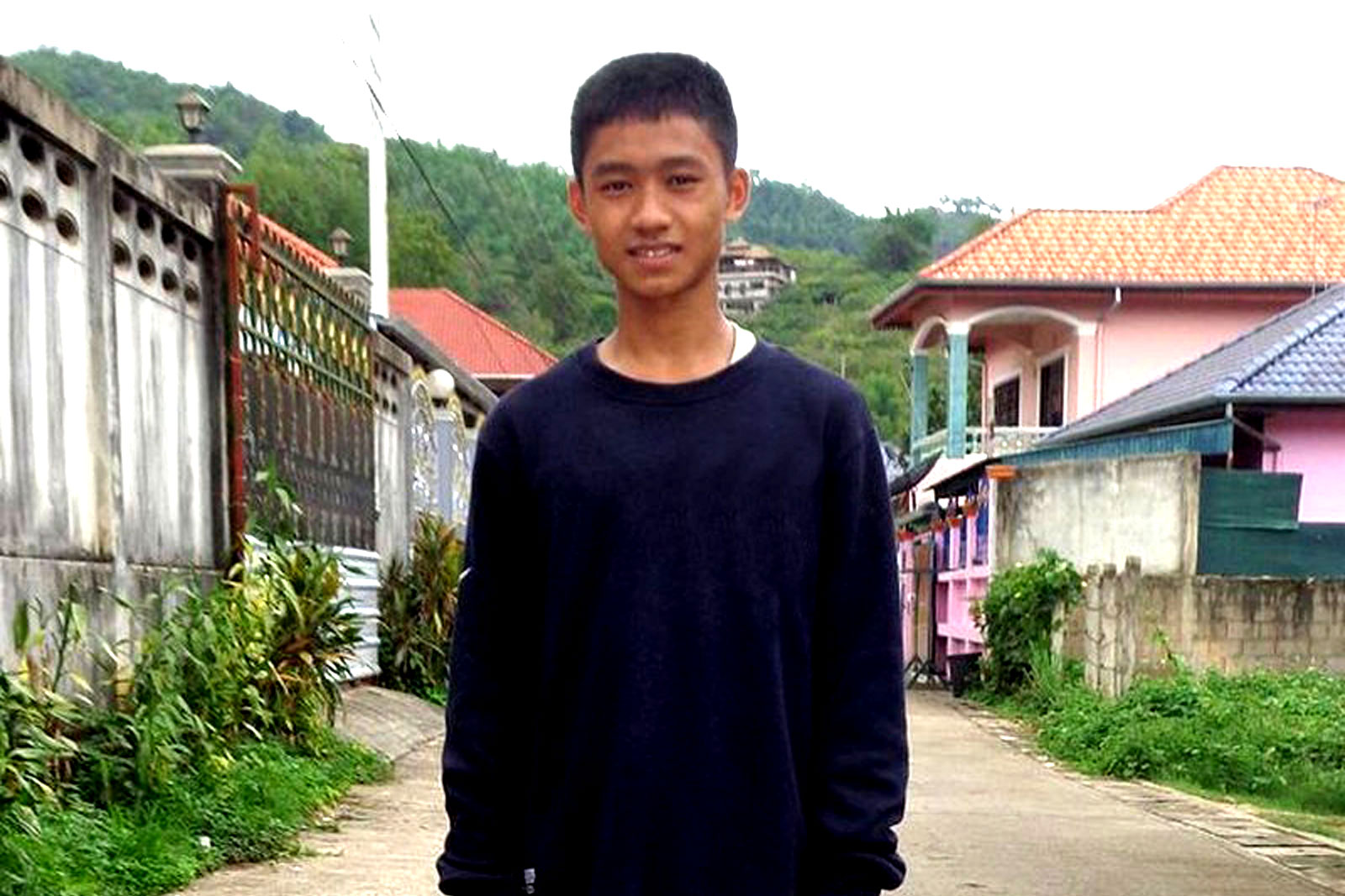Meet Adun: Thailand Cave Hero and Inspiring Sponsored Teenager