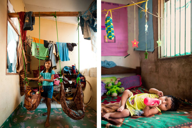 24 Stunning Photos of Rooms in the Developing World