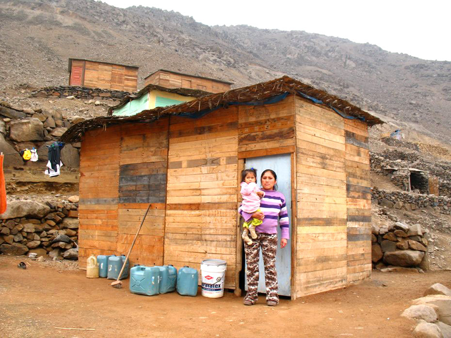 Tiny Homes in the Developing World