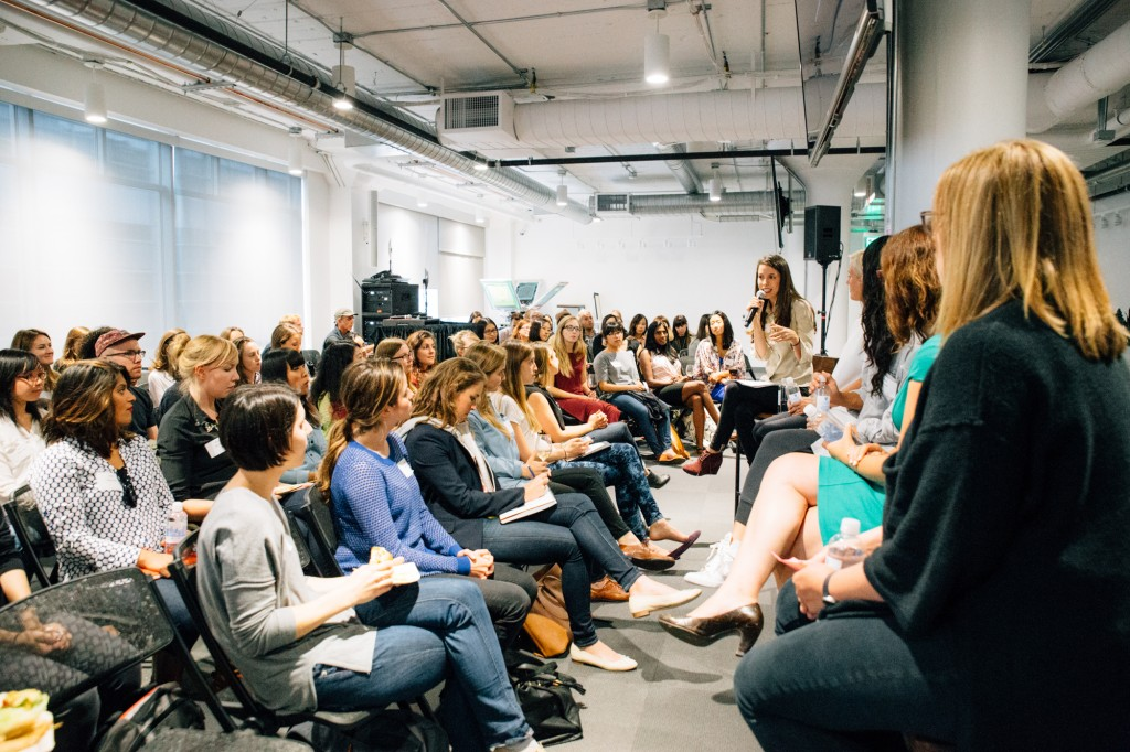 women in design: creative confidence event