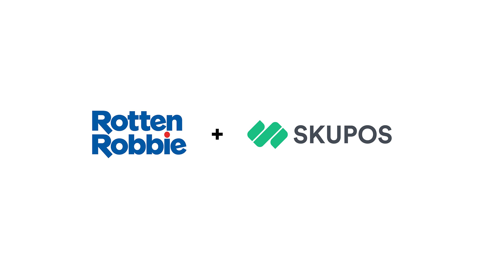 Rotten Robbie Switches To Skupos, Inc. For Scan Data Analytics Services