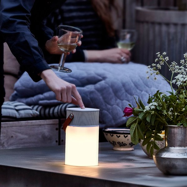 Multifunktionaler Bluetooth-Lautsprecher aGlow