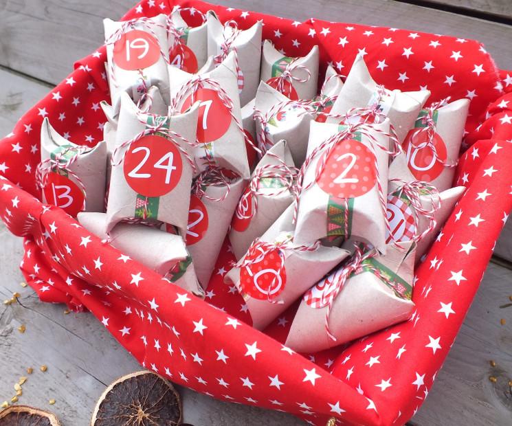 Weihnachtskalender Zum Selber Machen.Adventskalender Selber Machen Ideen Tipps Auf Geschenke De