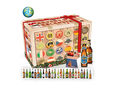 Internationalen Bier-Adventskalender online kaufen