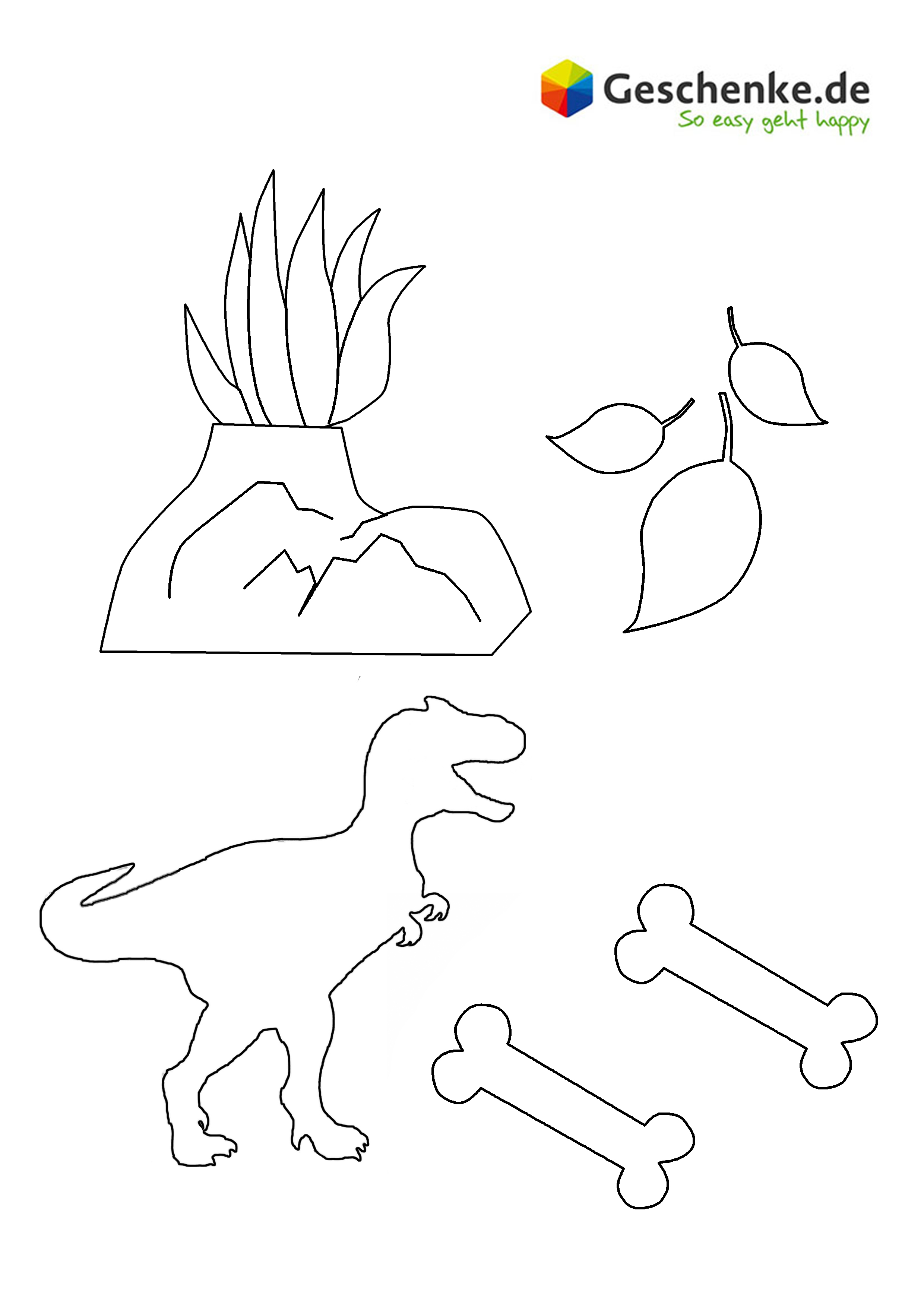 Gemütlich Dinosaurier Schreibvorlage Ideen - Beispielzusammenfassung ...