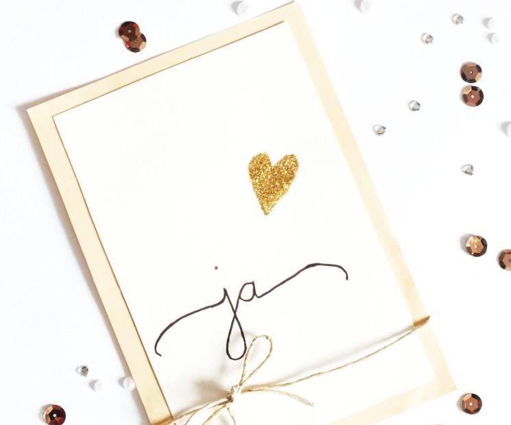 Schöne Einladungskarten Zur Hochzeit Selbst Basteln Auf