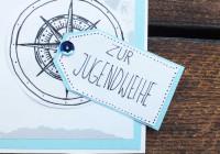 Jugendweihe Karte Schreiben.Jugendweihe Karten Selber Basteln Die Schönsten Ideen Zum Nachbasteln