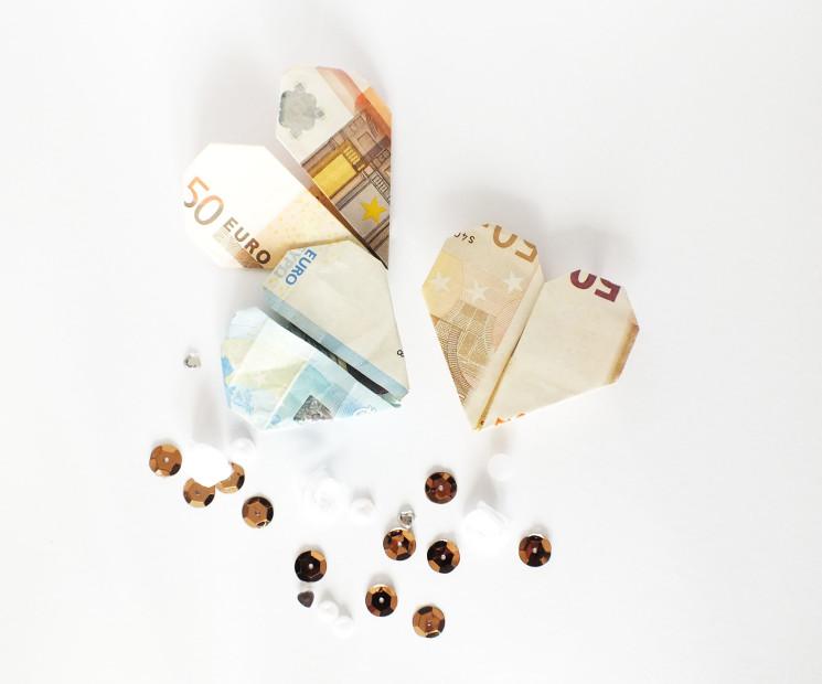 Geldgeschenke selbst machen die sch nsten ideen auf for Selbstgemachte hochzeitsgeschenke