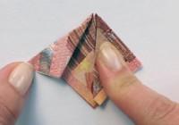 Geld als schmetterling