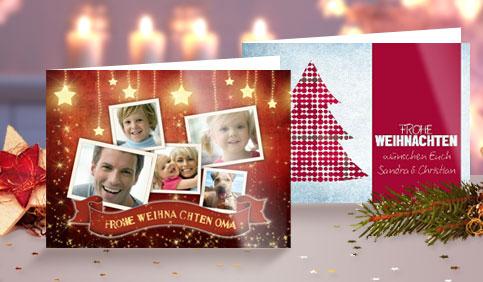 Weihnachtskarten mit foto my blog for Kisseo weihnachtskarten kostenlos