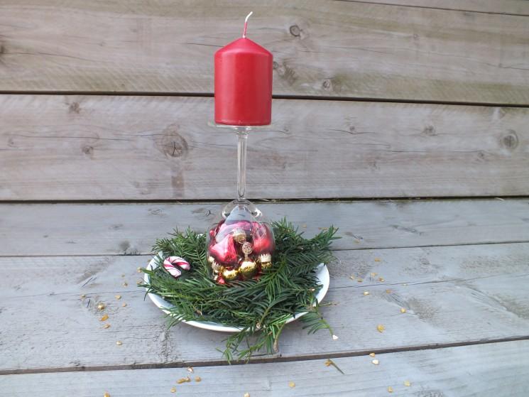 Tischdeko weihnachten selber machen  Weihnachtsdeko selber machen auf Geschenke.de