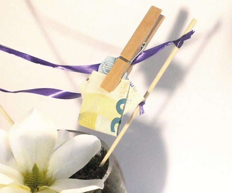 Geldgeschenke Basteln Anleitungen Fur Jeden Anlass Auf Geschenke De