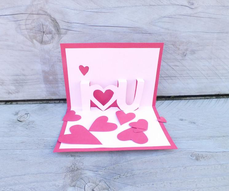 Valentinstag geschenke fur eltern basteln