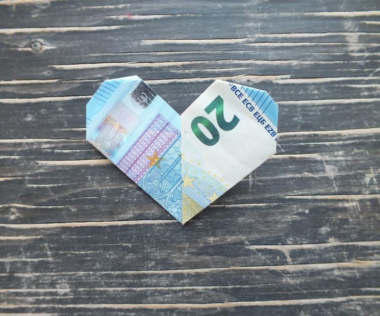 Geldscheine falten & einfache Anleitungen Geld falten  Geschenke.de