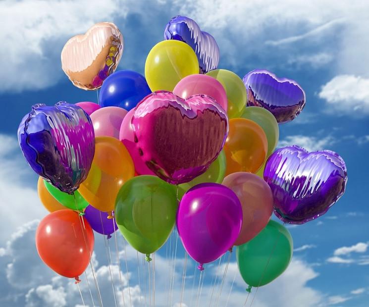 Geburtstag Zitate Ballon