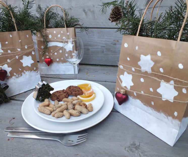 Weihnachtsdeko selber machen auf - Weihnachtsdeko tisch basteln ...