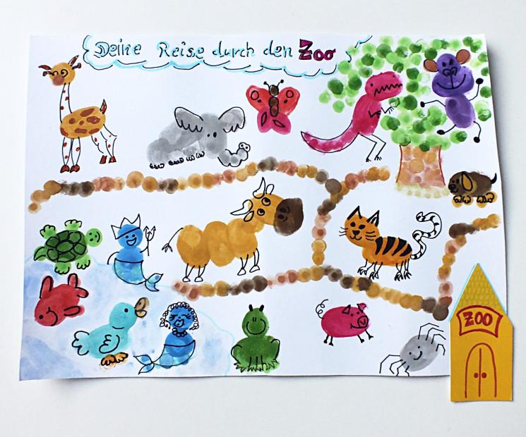 Kreative Bastelideen Speziell Fur Kinder Gefunden Auf Geschenke De