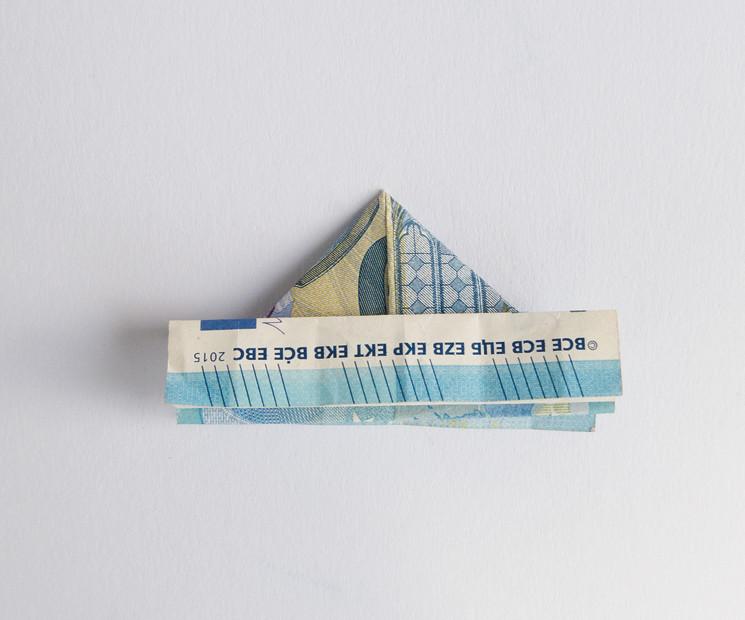 Geldgeschenk Boote Faltanleitung Mit Bildern Auf Geschenke De