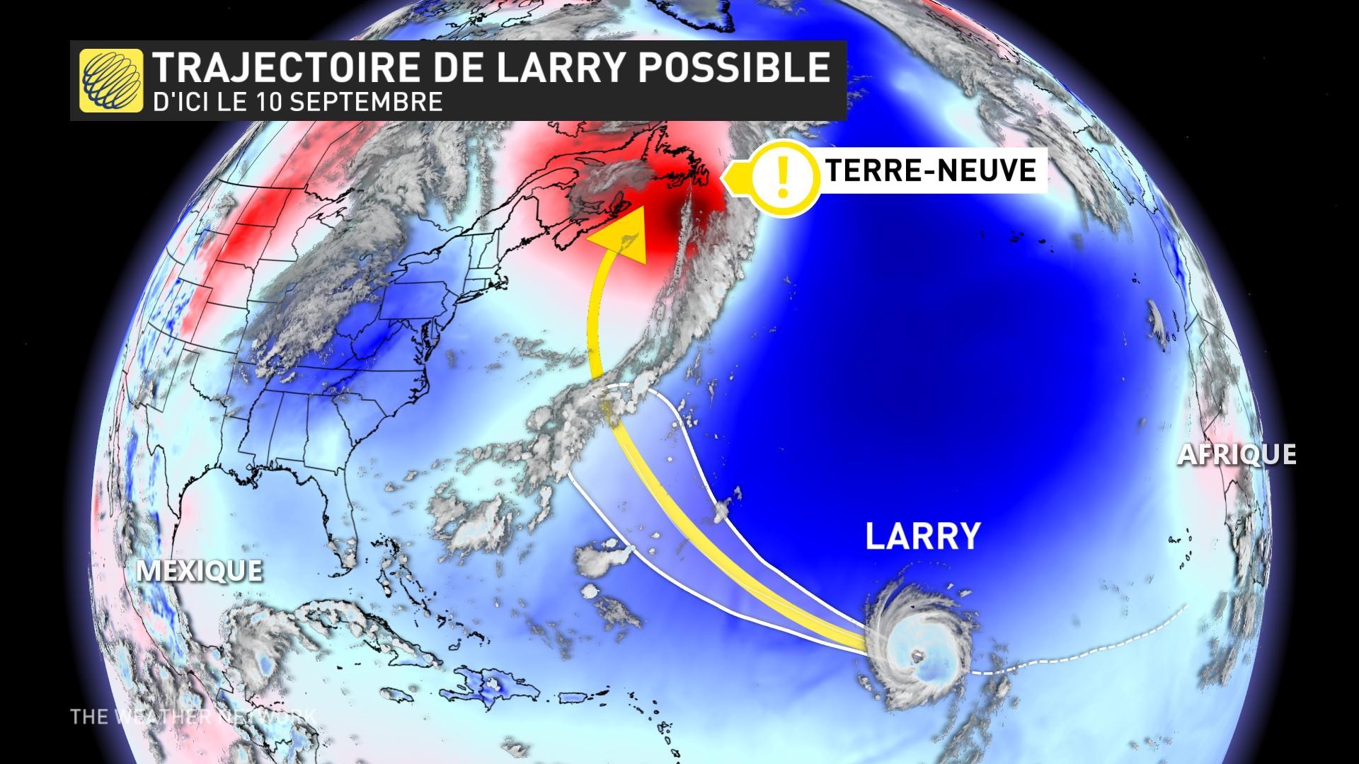 Larry es la posible pista final