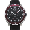 Seastrong Diver 300 Big Date Chronograph Red