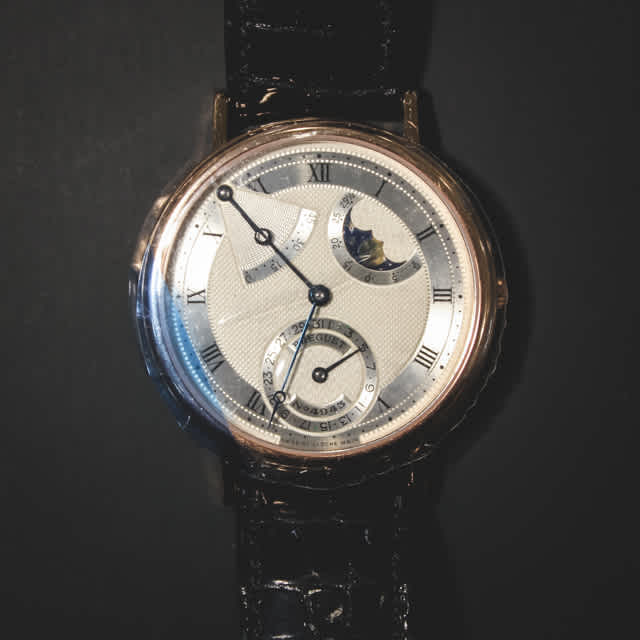 Breguet Classique Power Reserve 3137 in 18k Rose Gold