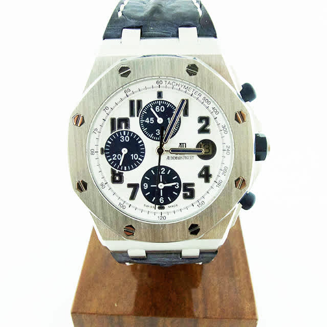 AP Royal Oak Offshore Navy Chrono