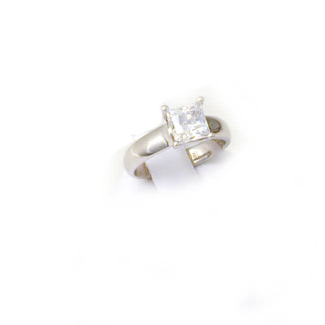 Ring Solitaire Mounting