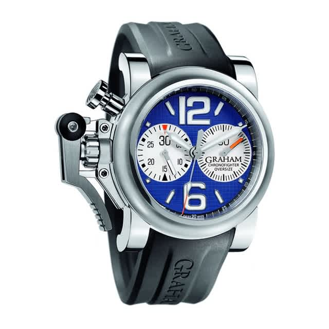 Chronofighter Oversize Blue