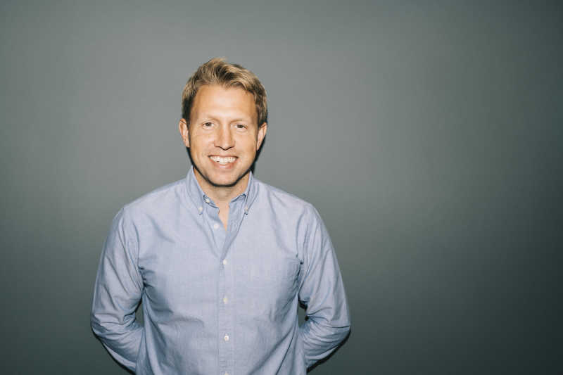 Co-founder Daniel Kjellén (CEO)