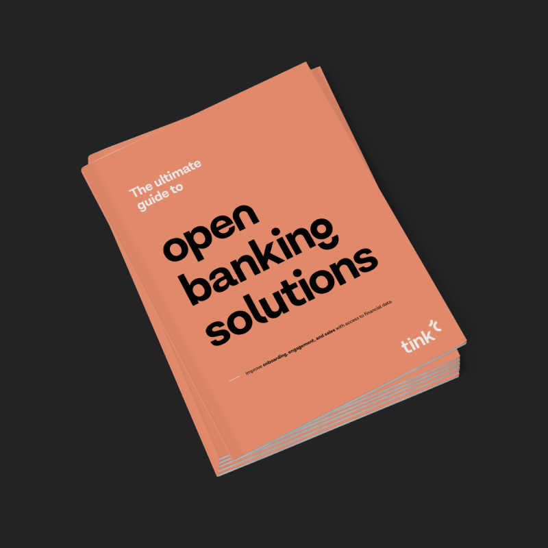 The ultimate guide to open banking solutions