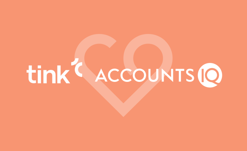 AccountsIQ partners with Tink to streamline financial reporting
