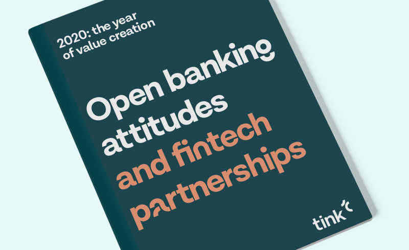 Open banking attitudes and fintech partnerships