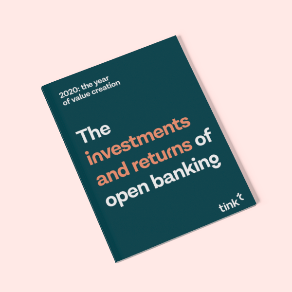 The investments and returns of open banking
