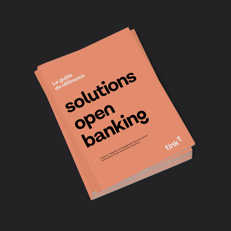 Guide des solutions open banking