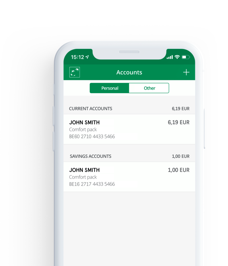 BNP Paribas Fortis wanted to let their customers see all their account balances in one place – including accounts they had with other banks.  They started using aggregation in their core banking app to give customers a complete overview, better engage them with more personalised insights, and offer other financial products that could interest them.