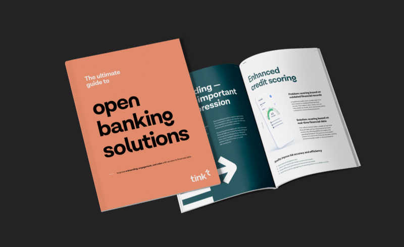Open banking solutions guide